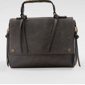 Violet Ray Crossbody Bag